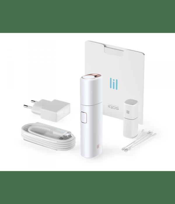 IQOS lil SOLID White Kit in Dubai/UAE
